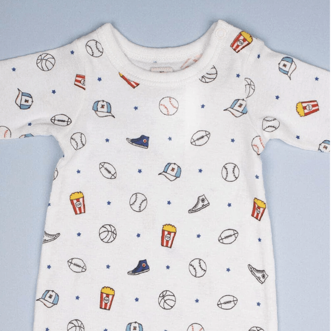 Organic Sports Romper - Make Me Yours Toy Studio
