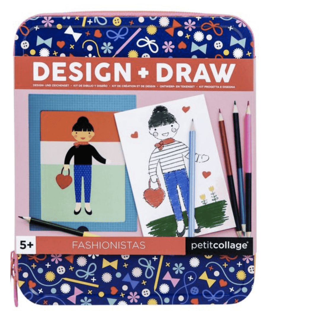 Design & Draw Fashionistas - Make Me Yours Toy Studio