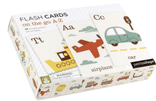 Flash Cards on the Go - Make Me Yours Toy Studio