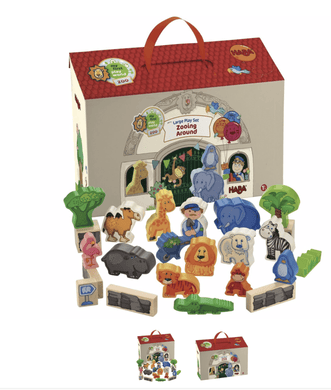 Zooing Around Playset - Make Me Yours Toy Studio