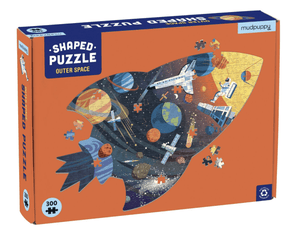 Outerspace Shaped 300-Piece Puzzle - Make Me Yours Toy Studio