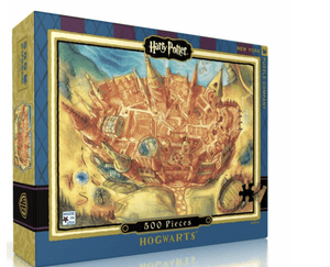 Harry Potter Quidditch Mini 100-Piece Puzzle - Make Me Yours Toy Studio