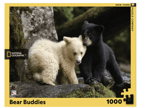 National Geographic Bear Buddies Puzzle - Make Me Yours Toy Studio