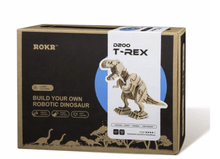 Mechanical T-Rex Puzzle - Make Me Yours Toy Studio