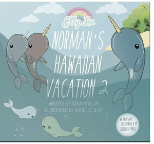 NORMAN'S HAWAIIAN VACATION II - Make Me Yours Toy Studio