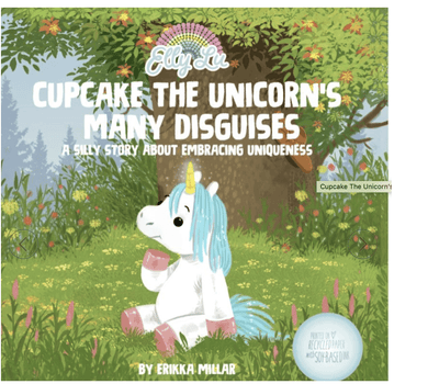 CUPCAKE THE UNICORN'S MANY DISGUISES - Make Me Yours Toy Studio