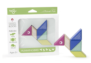 Travel Pals - Hummingbird - Make Me Yours Toy Studio