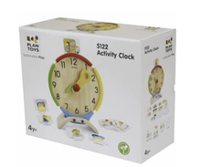 Activity Clock - Make Me Yours Toy Studio