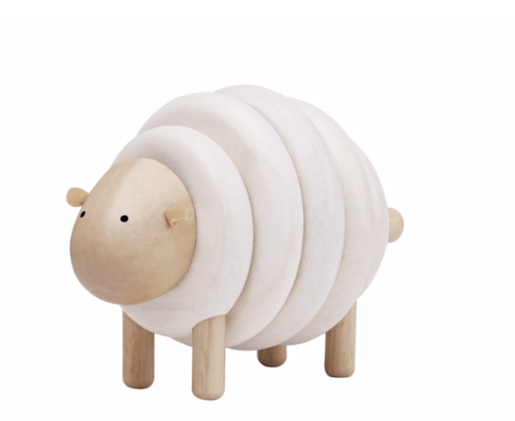 Lacing Sheep - Make Me Yours Toy Studio