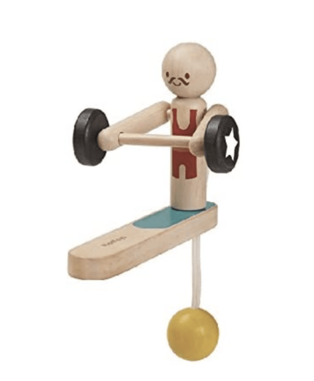 Weightlifting Acrobat - Make Me Yours Toy Studio