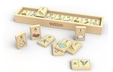 Alphabet Adventure Tiles - Make Me Yours Toy Studio