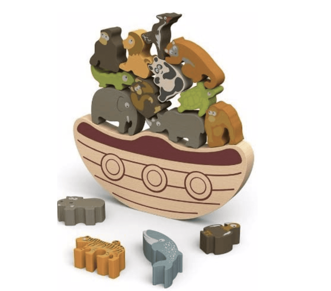 Balance Board Endangered Animals - Make Me Yours Toy Studio