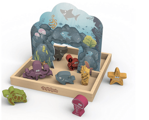 The Colors We See Storybox - Make Me Yours Toy Studio