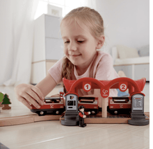 Busy City Rail Set - Make Me Yours Toy Studio