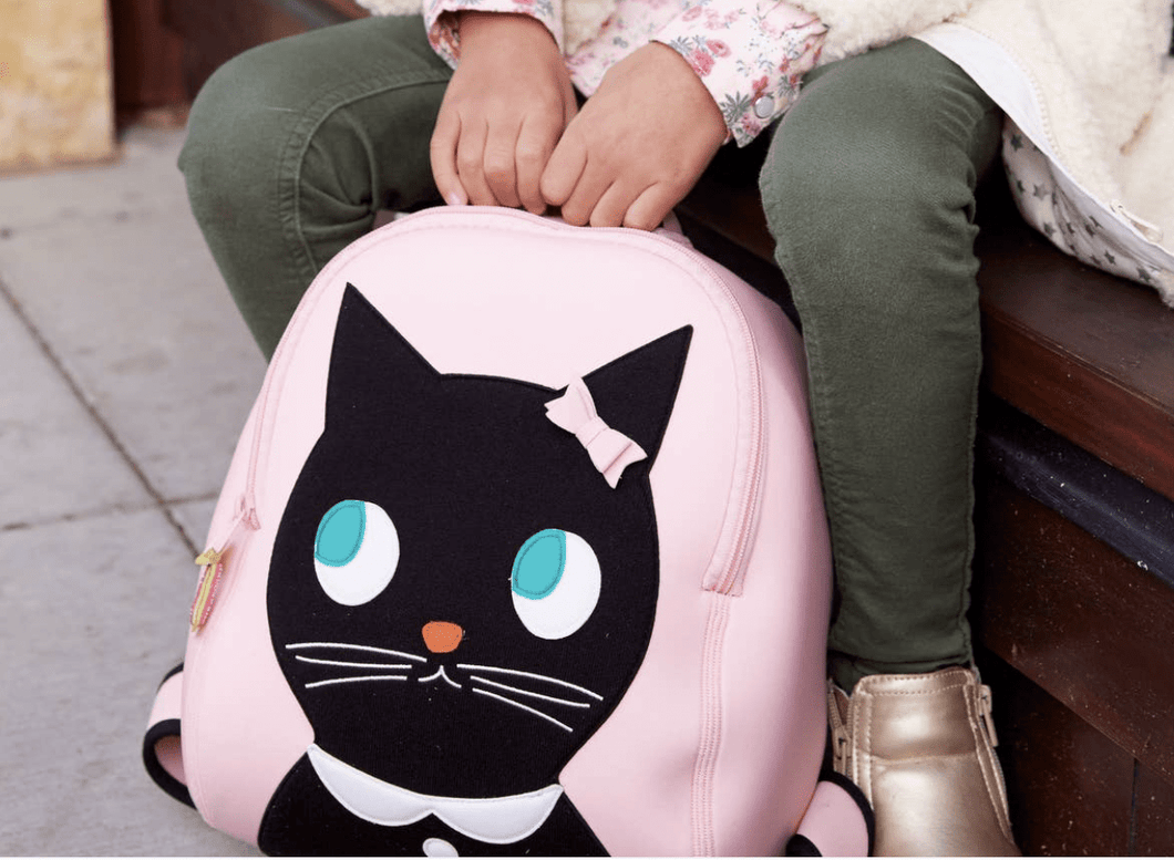 Miss Kitty Backpack - Make Me Yours Toy Studio