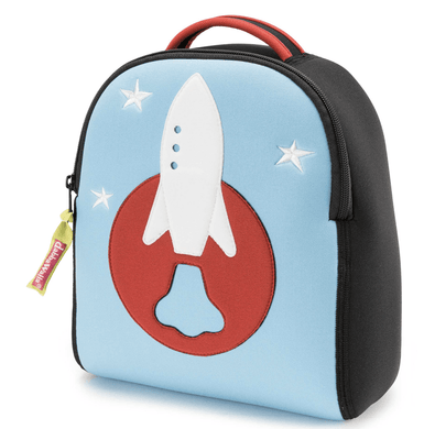 Space Rocket Toddler Backpack - Make Me Yours Toy Studio