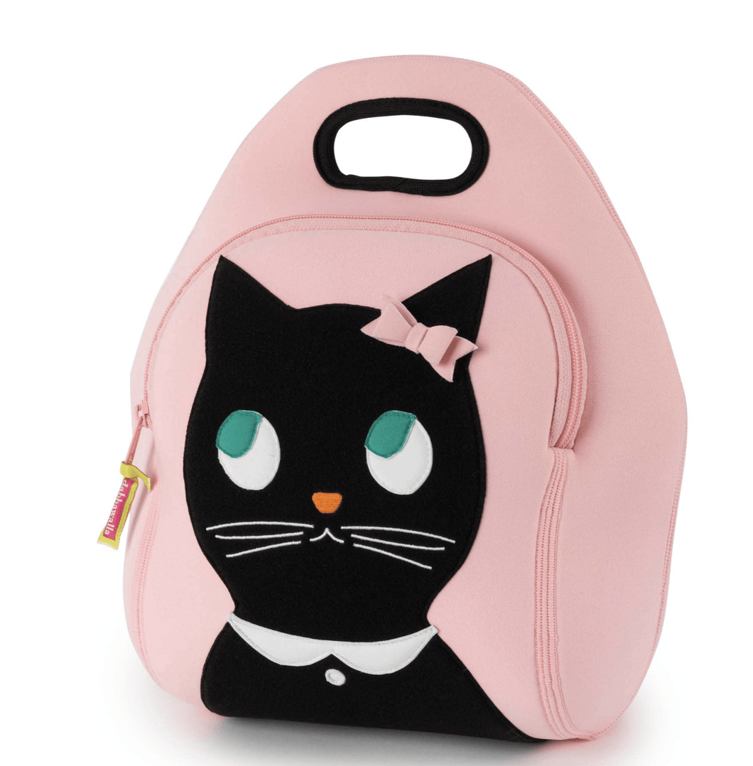 Miss Kitty Lunch Bag - Make Me Yours Toy Studio