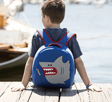 Shark Backpack - Make Me Yours Toy Studio