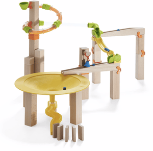 Ball Track Basic Pack Funnel Jungle - Make Me Yours Toy Studio