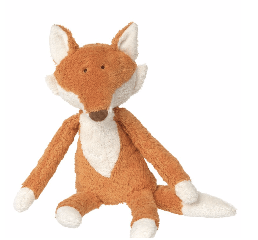 Organic Fox Plush Toy - Make Me Yours Toy Studio