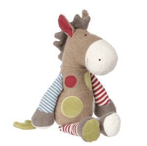 Organic Horse Plush Toy - Make Me Yours Toy Studio