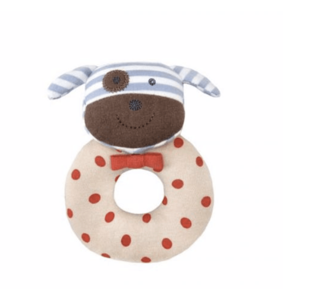 Boxer the Dog Teething Toy - Make Me Yours Toy Studio