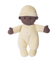 My First Baby Doll - Cream - Make Me Yours Toy Studio