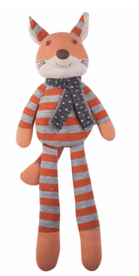 Frenchy Fox Organic Plush - Make Me Yours Toy Studio