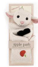 Organic Lamb Blanket - Make Me Yours Toy Studio