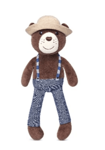 Byron Bear Plush - Make Me Yours Toy Studio