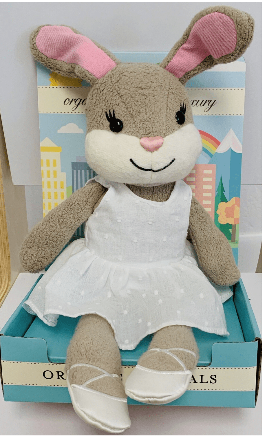 Bettina Bunny Plush - Make Me Yours Toy Studio
