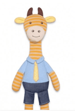 George Giraffe Plush - Make Me Yours Toy Studio