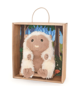 Porcupine Woodland Pals Plush - Make Me Yours Toy Studio