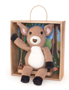Fawn Woodland Pals Plush - Make Me Yours Toy Studio