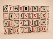 German Language Blocks - Make Me Yours Toy Studio