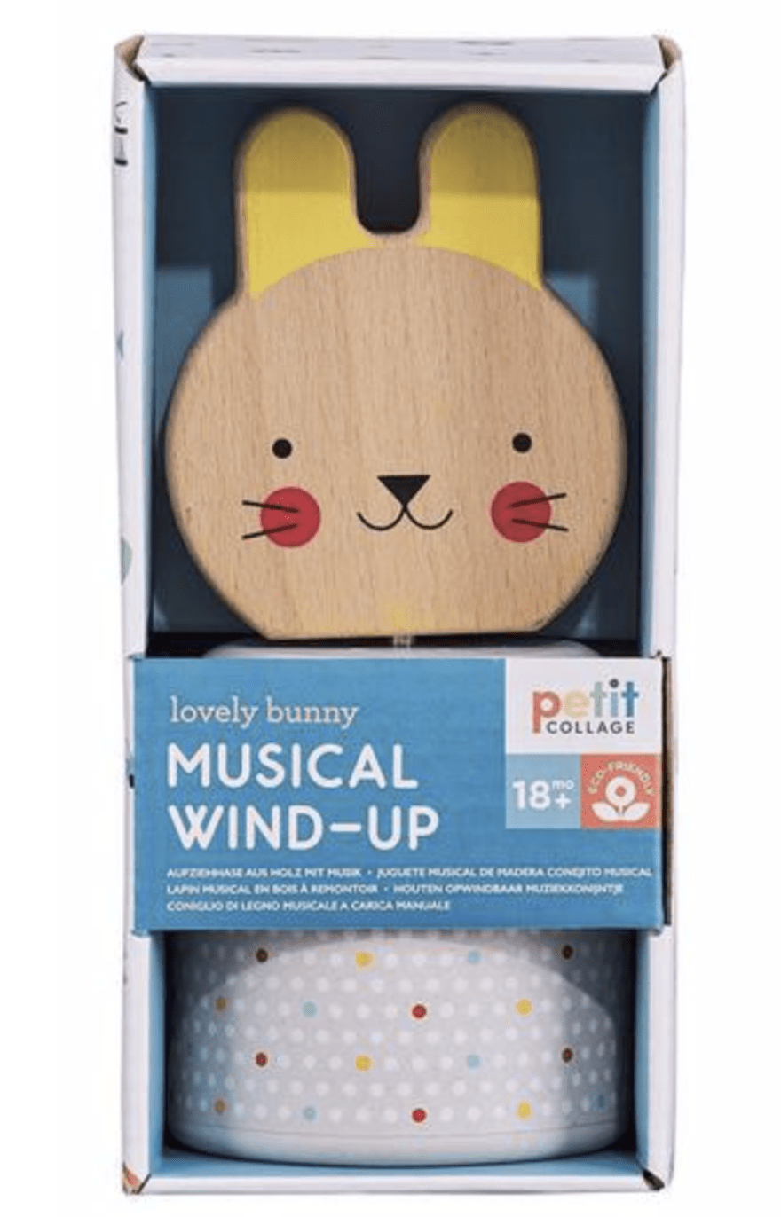 Musical Bunny - Make Me Yours Toy Studio