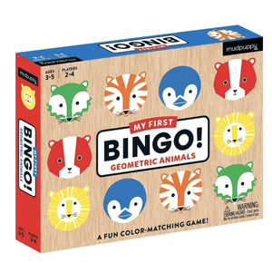 My First Bingo - Make Me Yours Toy Studio