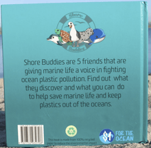 Shore Buddies and the Plastic Ocean - Make Me Yours Toy Studio
