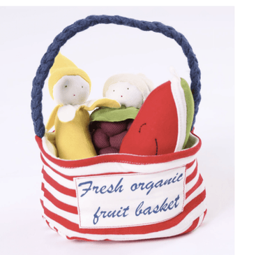 Organic Fruit Tote Set - Make Me Yours Toy Studio