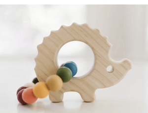 Hedgehog Grasping Toy - Make Me Yours Toy Studio