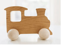 Train Push Toy - Make Me Yours Toy Studio