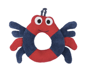 Sebastian the Crab Ring Toy - Make Me Yours Toy Studio