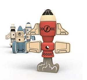Tinker Totter Rockets - Make Me Yours Toy Studio