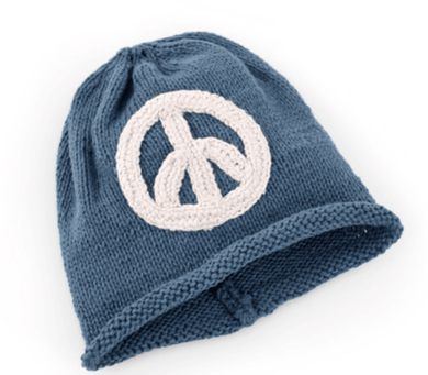Organic Peace Hat - Make Me Yours Toy Studio