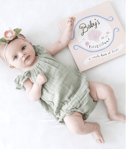 Baby's First Year - Beach - Make Me Yours Toy Studio