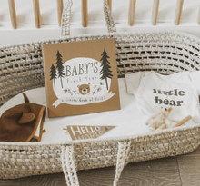 Baby's First Year - Camping - Make Me Yours Toy Studio