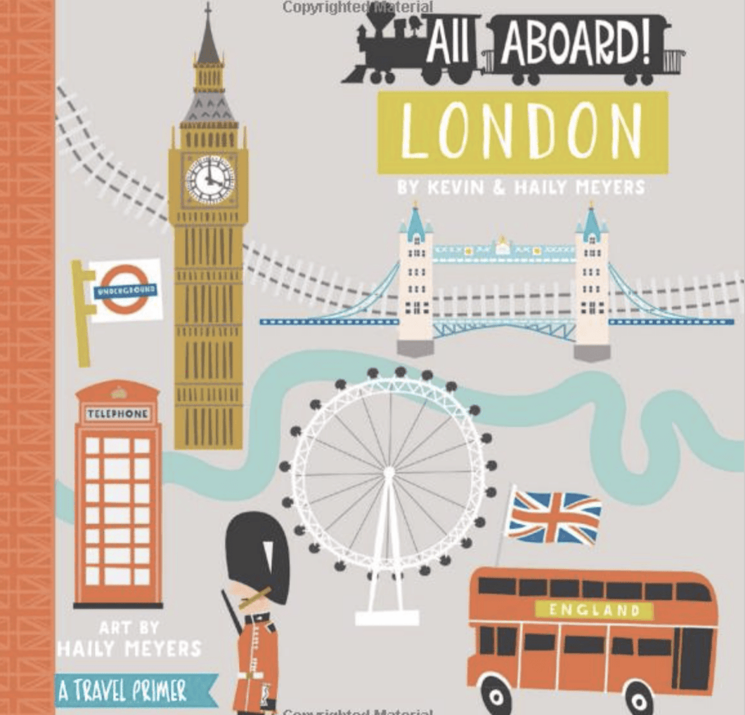 All Aboard! London - Make Me Yours Toy Studio