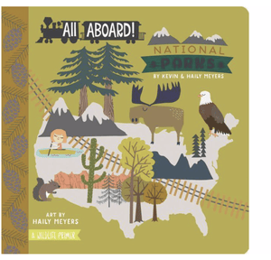All Aboard! National Parks - Make Me Yours Toy Studio
