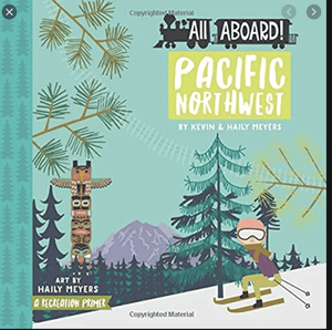 All Aboard! Pacific Northwest - Make Me Yours Toy Studio
