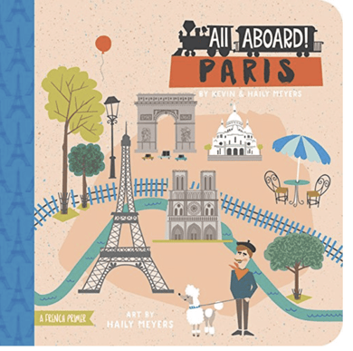 All Aboard! Paris - Make Me Yours Toy Studio